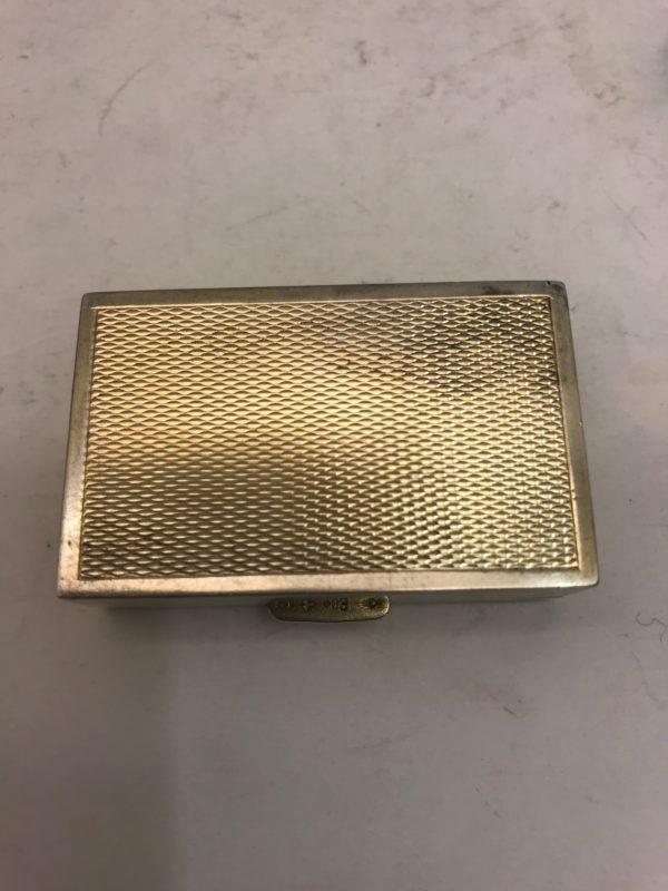 Silver and enamel box 2