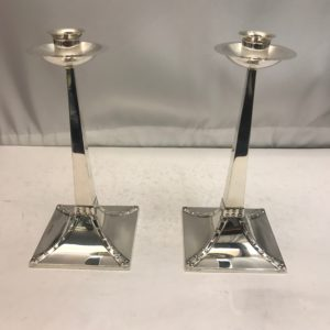 A_pair_Antique_Candlesticks