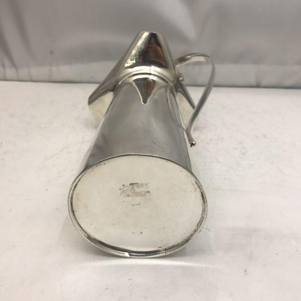 Unusual Silver water jug 3