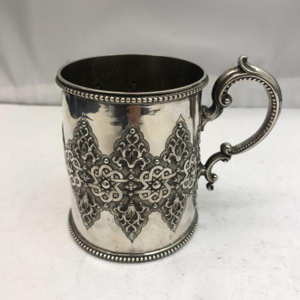 19th century decorative silver