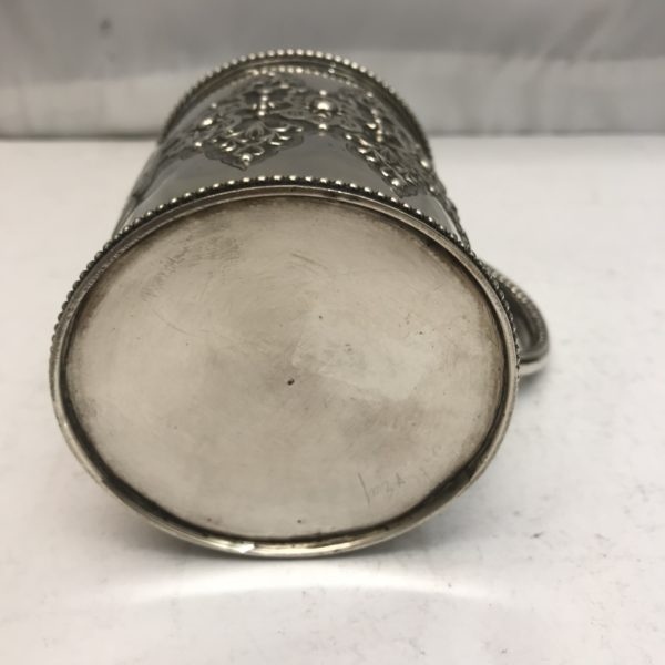19th century decorative silver