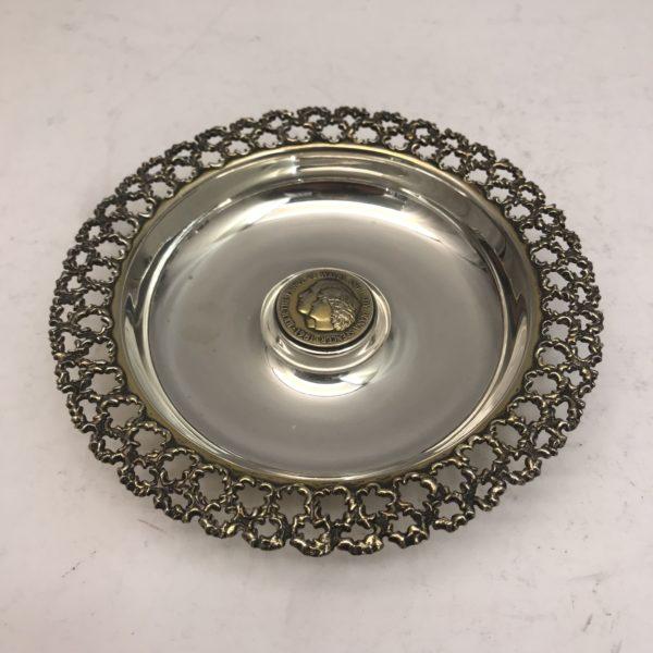 Silver Dish Royal Wedding