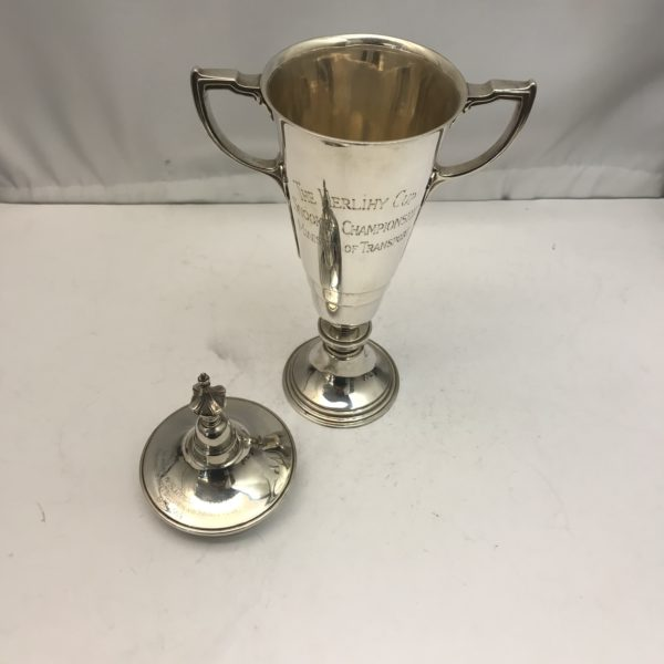 Antique Silver Snooker Cup | Kalms Antiques Silver 2