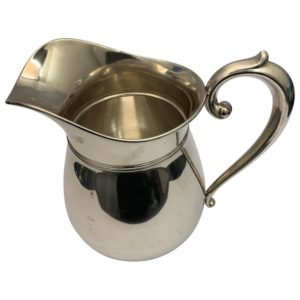 Antique Silver Jug