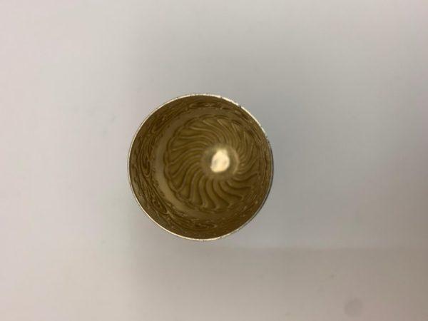19th Century Miniature Silver Chalice