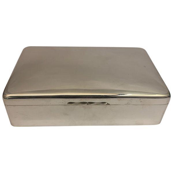 Silver Box by Zimmerman