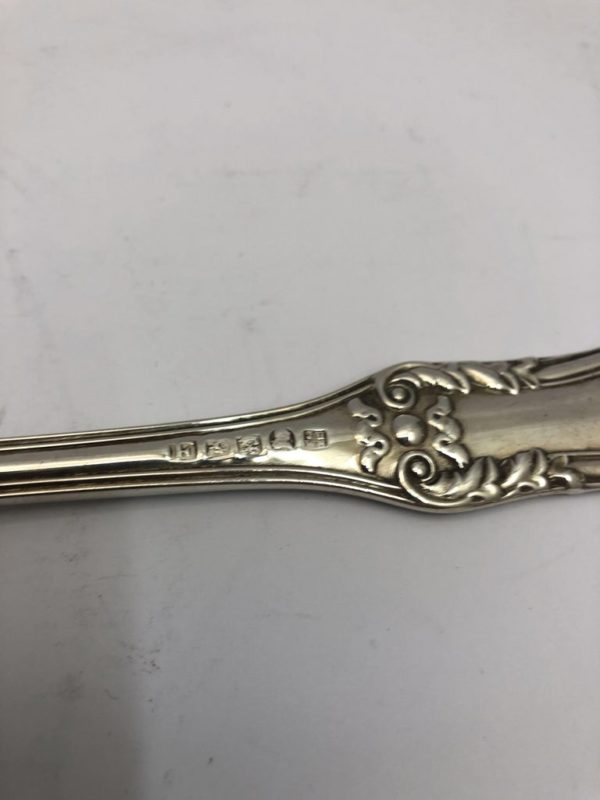Large Silver Serving Spoon - Hallmark